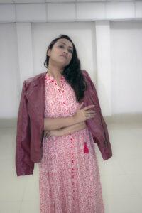 Maxi Dress styling by bongdiva Sharmistha Chatterjee